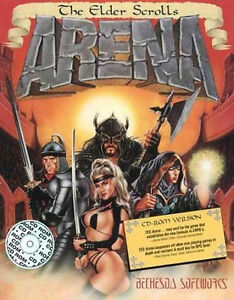 Looking for / Cherche The Elder Scrolls: Arena PC DOS