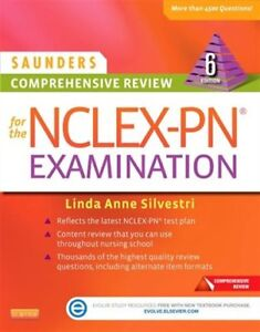 Saunders Review for NCLEX-PN Examination by Linda Anne Silvestri