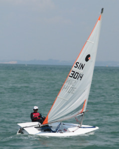 Byte sailboat, by Zim for sale