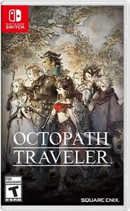 Octopath Traveller for Nintendo Switch