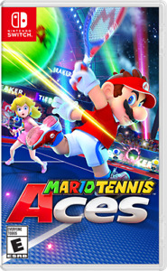 TRADING  Mario Tennis Aces OR for $70