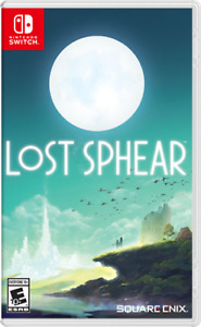 Lost Sphere Nintendo Switch US Version