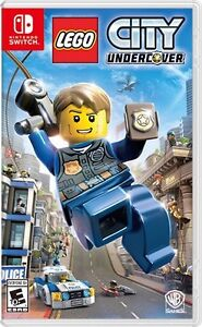 Wanted : Lego City Undercover for Nintendo Switch