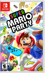 Selling Mario Party for Nintento Switch