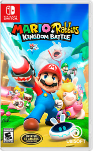 Looking to Trade Mario + Rabbids Kingdom Battle Nintendo Switch