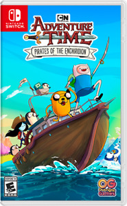 Adventure Time: Pirates of the Enchiridion  Nintendo Switch