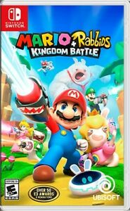 Brand NEW, sealed, Mario Rabbids for the Nintendo Switch