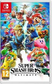 Super Smash Bros – Ultimate - Nintendo Switch