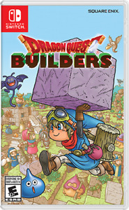 Dragon Quest Builders for Nintendo Switch - BRAND NEW, SEALED
