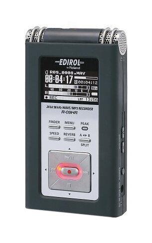 Roland Edirol R-09 24-bit WAVE/MP3 Recorder