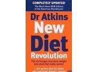 Dr. Atkins' New Diet Revolution- Robert C. Atkins(Paperback Book).