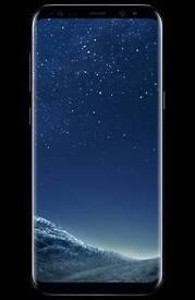 Samsung s8 read description
