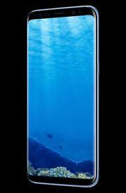 New Samsung Galaxy S8 Unlocked 64gb