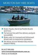 FISHING  Boat  Hire  Brisbane  and  Bayside Lota Brisbane South East Preview