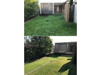 ** Hedge trimming - Grass cutting - Gardening services - Tidy up - Lawn mowing -Fencing
