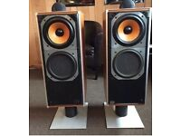 B&W DM7 Speakers
