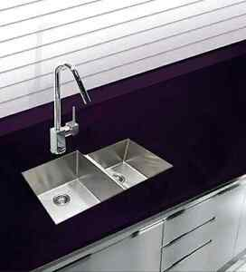 High End Stainless Steel Sink
