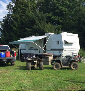 Fall special! Wildwood 30ft Travel trailer