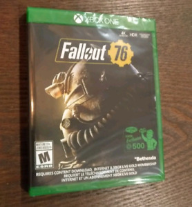 Xbox One - Fallout 76 - sealed