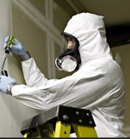 Lowest Price for Asbestos Removal!! SAFETY #1