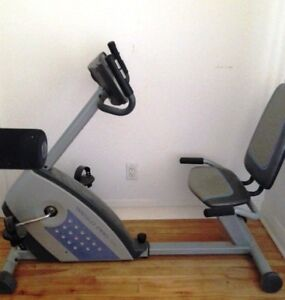 Super deal on a Weslo Pro Exercise Bike !