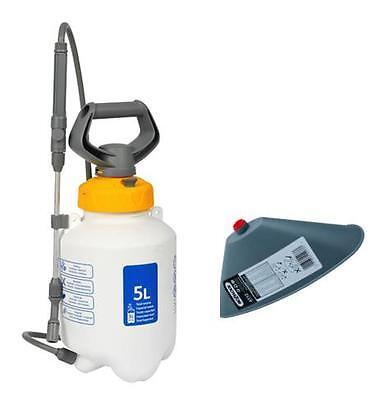 Hozelock 5L Pressure Sprayer Garden Fertilizer Watering Chemical Spraying 4505