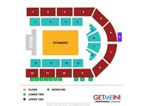 3 tickets steps 1st December amazing seats