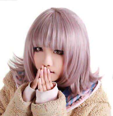 Good Animal Costumes (*Cosplay anime Dangan refute 2 Chiaki Nanami Chiaki Nanami wig)