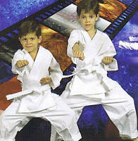 TAEKWONDO - Little Dragons Instruction