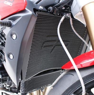 TRIUMPH SPEED TRIPLE EVOTECH PERFORMANCE RADIATOR COVER  OIL COOLER
