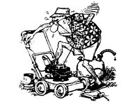 Wanted petrol lawnmowers