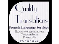 French Language Services