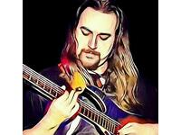 Professional Guitarist Available