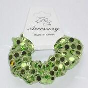 Lime Green Hair Accessories