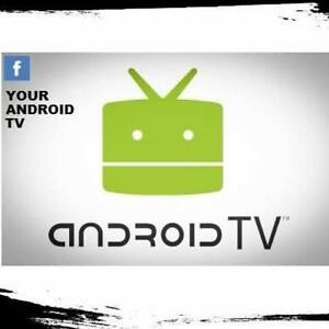 Android TV Box, Kodi, Set Top Box, Streaming Player, Smart TV