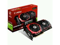 MSI Nvidia 980ti 6G - used mint condition - 2 available