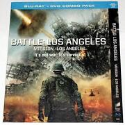Battle Los Angeles Blu Ray