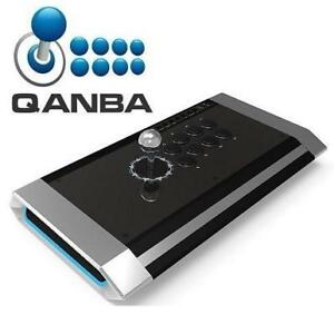 RFB QANBA OBSIDIAN JOYSTICK Q3-PS4-01 213196841 for PlayStation 4 and 3 and PC COMPUTERS PS4 PS3 VIDEO GAMES REFURBISHED