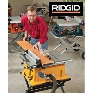 Table saw buy or sell tools in ontario kijiji classifieds used ridgid 10 portable table saw r4513 194830800 15amp heavy duty power tool keyboard keysfo Image collections