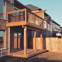 DECK, DECKS, GARAGE, SHED, FENCE - NINJA CONSTRUCTION GROUP