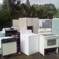 Free Scrap Metal And Appliance Pick Up/Removal