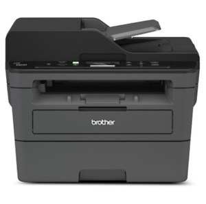 Brother DCPL2550DW Wireless Monochrome Printer with Scanner & Co