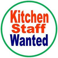 PIZZA MAKER and KITCHEN PREP positions available