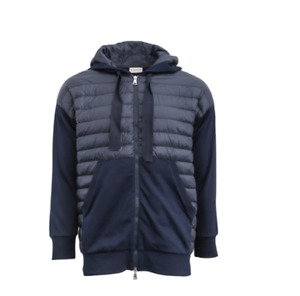 Moncler Ribbed Down Jacket Mens - Size Small - NEW