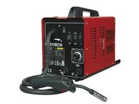 SEALEY SUPERMIG130 WELDER 130AMP GAS MIG WELDER + HELMET + GAS WHOLESALE DEAL