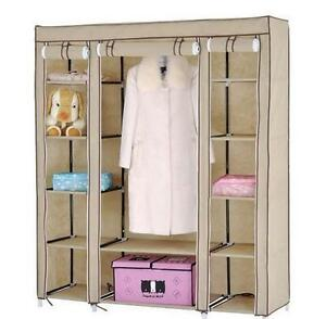 FOLDING WARDROBE CUPBOARD ALMIRAH XII  DOUBLE  A1 available at Ebay for Rs.3175
