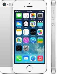 Mint IPhone 5S - Barely Used White