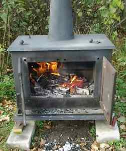 Keep warm with this wood stove!!!
