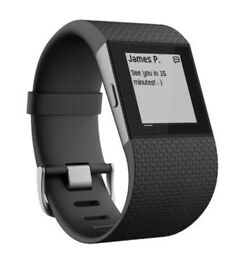 Brand new Fitbit surge fitness smart watch Christmas present (not iPhone iPad Xbox ps4 Audi)