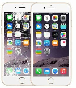 iPhone 5/5C/5S 6/6S  Broken LCD Replacemnt From $49.95*